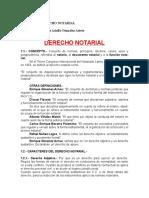 Separata Notarial