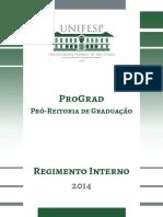 2014 Regimento Interno Prograd