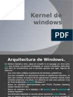 Kernel de Windows