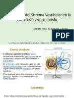12-Sandra Madormo- La Influencia Del Sistema Vestibular en La Inmersión y en El Miedo