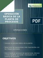 Presentación Riesgos Asociados a Plantas de Proceso