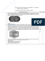 Webquest n.1 Origen Geológico De Panamá
