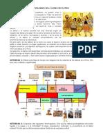 Evolucion de Las Danzas en El Peru (1)