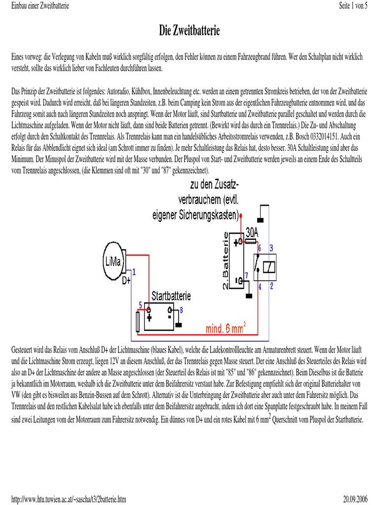 Beste Denso Lichtmaschine Schaltplan 2006 Ideen - Elektrische ...