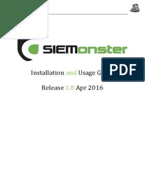 Kustodian SIEMonster Guide V1 8   Transport Layer Security