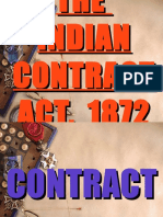 Unit 1 Indian Contract Act 1872