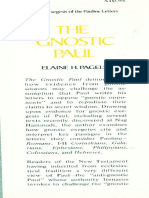 Elaine Pagels - The Gnostic Paul