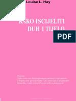 Loulise L.Hay - Kako iscijeliti Duh i Tijelo.pdf