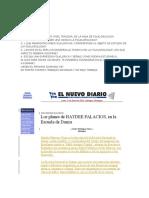 Articulo Sobre Folklore-Nicaragua