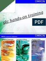 OMRON PLC Programming_Hands-On Training