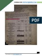 Analyse Financière S4 Exam Moussa Corrigé Série 3
