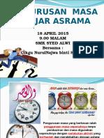 BAHAN CERAMAH ASRAMA