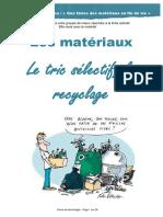 Fiche_Ressource_Le_recyclage Que Faires Des Matériaux en Fin de Vie