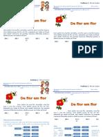 Problema Do Mês 1 - 1º Ciclo - 1º e 2º Anos - Cartaz, Correcção e Fotocópia