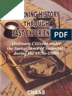 Învăţând Istoria_2009 - CNSAS ENG