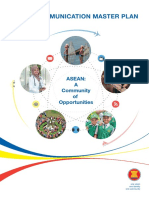Asean Communication Master Plan