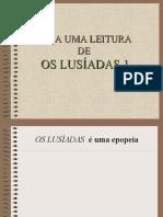Os Lusíadas - Introduçao