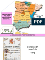 Organizacion Politica Territorial
