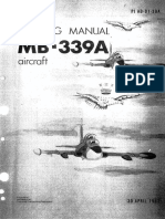 (1987) PI AD-01-39A Training Manual MB-339A Aircraft