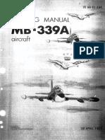 (1987) PI AD-01-39A Training Manual MB-339A Aircraft