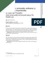 10. Conflicto armado urbano y violencia homicida… Jorge Giraldo Ramírez