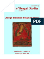 Journal of Bengali Studies Vol.5 No.1