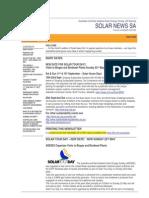 Solar News, April 2005 ~ Australian And New Zealand Solar Energy Society - South Australian Branch