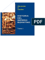 Vasiliev, Historia Imperio Bizantino