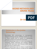ARIMA Methodology