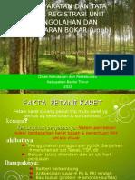Registrasi  UPPB BOKAR-2015.ppt