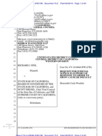 USDC - Dkt 15-2 - Request for Judicial Notice - State Bar's Response to Order to Show Cause