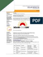 Solar News, September 2005 ~ Australian And New Zealand Solar Energy Society - South Australian Branch