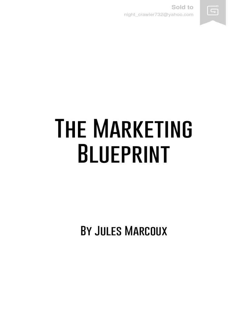 The marketing blueprint v2 sales brand malvernweather Gallery