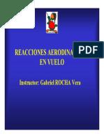 Aero 2 Reacciones Aerodinámicasaero 2