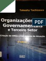 Organizações Não Governamentais e Terceiro Setor