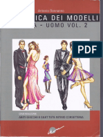588e35810c3e La Tecnica Dei Modelli Uomo - Donna Volume 2