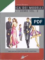 La Tecnica Dei Modelli Uomo - Donna Volume 2
