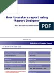 Report Designer 50 Guide Eng