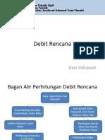 debit rencana