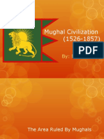 mughal civilization final