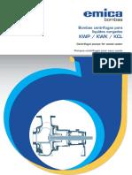 Aguas Residuales KWP KWK KCL