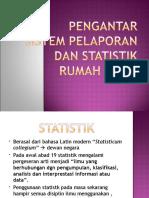 Statistik bor los toi rekam medis rumah sakit