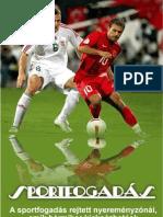 sportfogadás, pénznyerő taktika, nyeremény, foci, football, tét, nyereményszorzó, stratégia