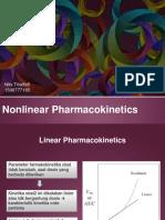 Farmakokinetika Nonlinier