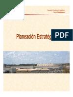 2 planeación estratégica