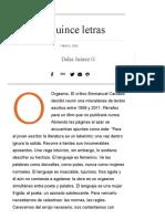 Las Quince Letras _ Nexos3