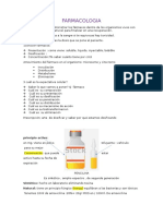 FARMACOLOGIA transcripcion