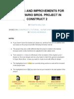 Super Mario Construct 2