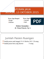 Laporan Jaga Bangsal_14 Okt 2015_fix Edit