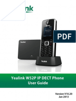 Yealink W52P User Guide